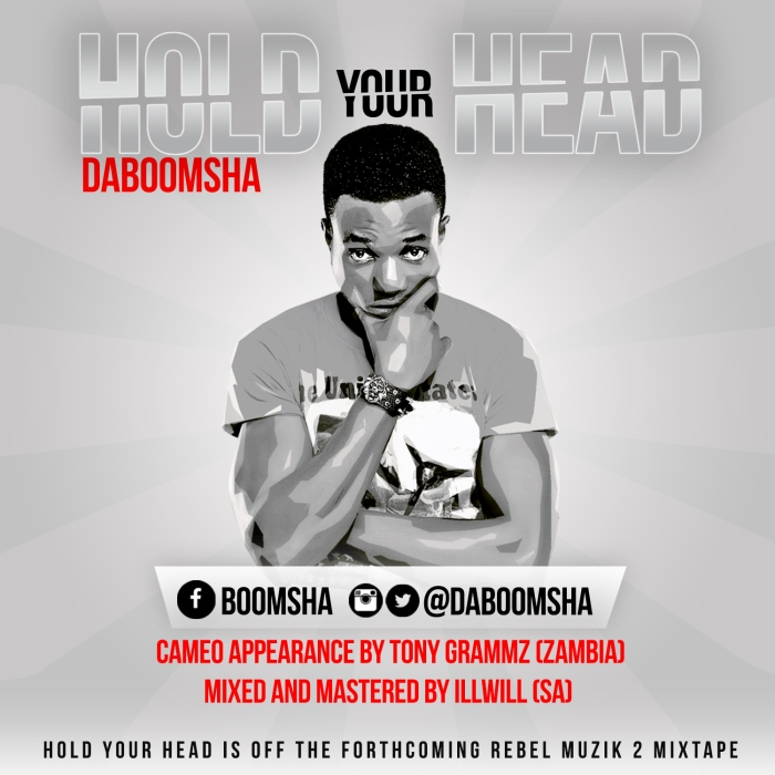 DaBoomsha - Hold Your Head Artwork